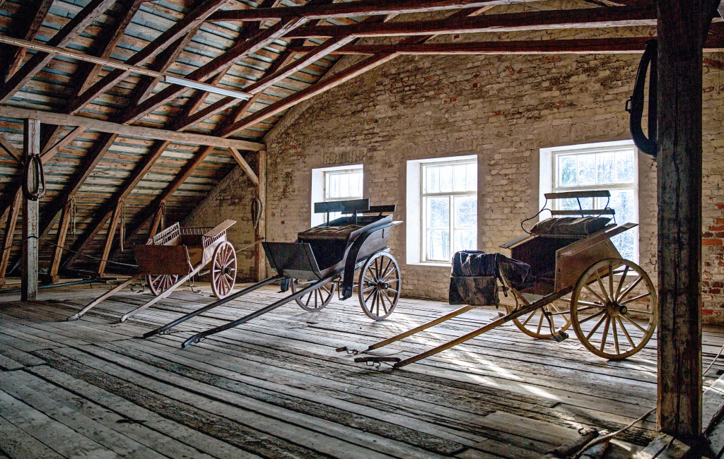 Wagon Museum