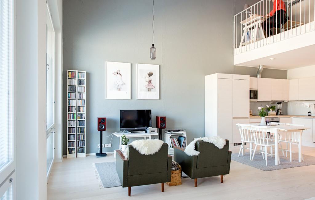Loft by EKE -apartment