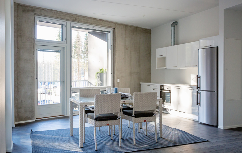 New EKE-loft apartments